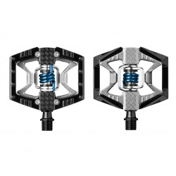 PEDALES CRANKBROTHERS DOUBLE SHOT NEGRO