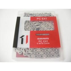 CADENA SRAM PCEX1 8 VELOCIDADES. ESPECIAL E-BIKE