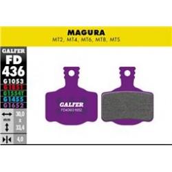 PASTILLAS DE FRENO DE DISCO E-BIKE GALFER MAGURA MT2-MT4-MT6-MT8
