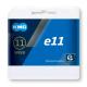 CADENA KMC 11V ESPECIAL E-BIKE