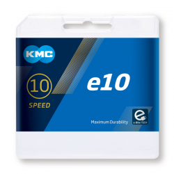 CADENA KMC 10 VELICIDADES  ESPECIAL  E-BIKE