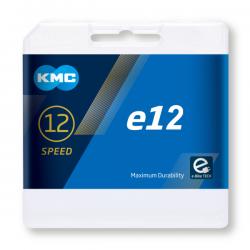 CADENA KMC 12 VELOCIDADES ESPECIAL E-BIKE DORADA